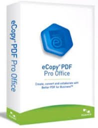 Nuance eCopy PDF Pro Office - Single User License by eCopy