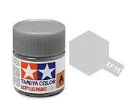 TAMXF16 81716 Acrylic Mini XF16 Flat Aluminum 1/3 oz (Aluminum Acrylic)
