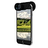 olloclip — TELEPHOTO with WIDE-ANGLE and MACRO LENS SET + CPL for iPhone 6/6s and iPhone 6/6s Plus Premium Glass Lenses by Olloclip (Image #3)