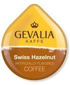 GEVALIA SWISS HAZELNUT COFFEE T-DISC 128 COUNT by GEVALIA