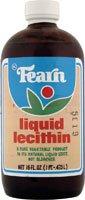 Fearn Foods Nat - lécithine liquide, 16 fl oz liquide