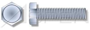 (500 pcs) 1/4'-20 X 3-1/2' Machine Screws, Hex Indented Unslotted, Steel, Zinc, Ships FREE in USA by Aspen Fasteners