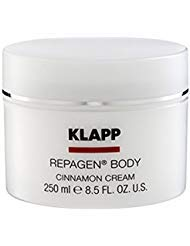 KLAPP REPAGEN® BODY CINNAMON CREAM 250 ml