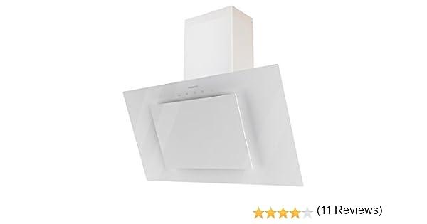 Campana LUNA 90 BLANCA: 255.65: Amazon.es: Grandes electrodomésticos