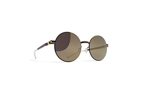 Sunglasses Mykita ALICE Gold/Terra - Sunglass Mykita