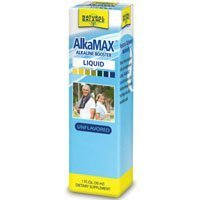 Alkamax, PLUS LIQUID, 1 OZ (Pack of 4) by Natural Balance (Formerly known as (Alkamax Liquid)