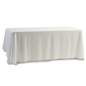 WHITE TABLE CLOTH LINEN CLOTH WEDDING TABLECLOTH BANQUETTING CLOTH BRAND  NEW ALL SIZES AVAILABLE (70u0026quot