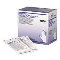 Kimberly Clark Healthcare 52103 Safeskin PF Ntrl Glove St Sngl Large 400/Ca