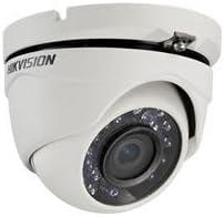 Opinión sobre Cámara videovigilancia Turbo HD con infrarrojos Hikvision Color Camera Model ds-2ce56d0t-irm 3.6 mm 1080P, 0.01 Lux @ F1.2, 0 Lux con IR True Day & Night/IP66, IR distance 20 m/dc 12 V, 4 W Max