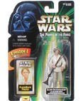 Star Wars, The Power of the Force Flashback Photo, Luke Skywalker Action Figure, 3.75 -