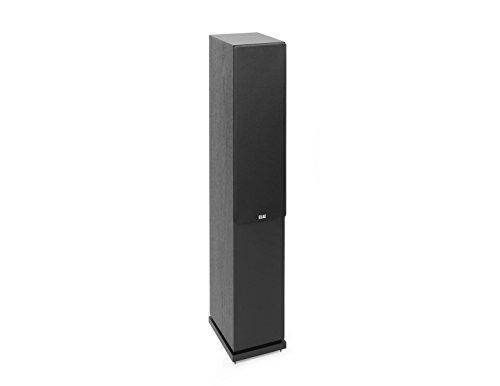 Elac Debut 2.0 F5.2 Floorstanding Speaker, Black