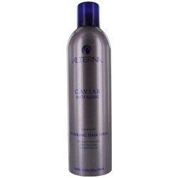 Caviar Anti-Aging Working Hair Spray Alterna Hair Spray Unisex 15.5 oz (Pack of 5) by Alterna