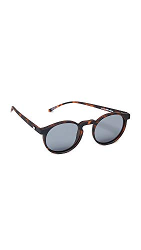 Le Specs Men's Teen Spirit Deux Sunglasses, Matte Tort, Brown, One ()