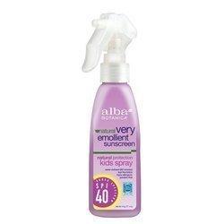 Alba Botanica Very Emollient Sunscreen - 4