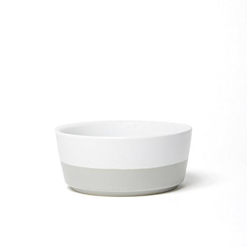 - Waggo Dipper Bowl Light Grey