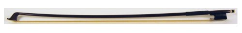 Glasser Fiberglass Cello Bow with Horsehair, 4/4 Size by Glasser (Image #1)