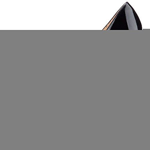 Toe Ccbubble Da 2018 Donna Alti Piattaforma Scarpe Donne Peep Nero Tacchi wI1qpnF