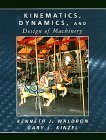 img - for Kinematics, Dynamics, and Design of Machinery by K. J. Waldron (1998-09-18) book / textbook / text book