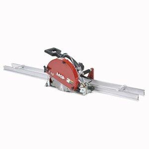 MK Diamond 166398 MK-1590V Rail Saw with Vacuum Clamp System
