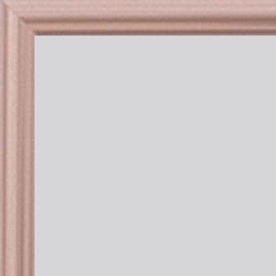 Homedecoration Cornice Kampen in Alluminio 92 x 58cm, colore selezionato  rameico con Vetro plastico Protettivo antiriflesso (1mm) Incluso.