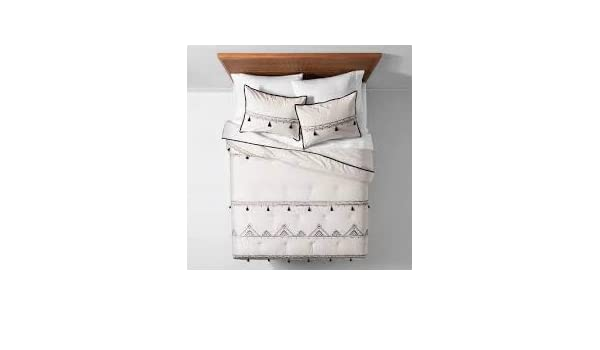 OPALHOUSE Color Mint Garment Washed Pillow Case Sham Size Standard
