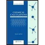 Solutions Manual for Chemical Calculations Mathematics for Chemi, Yates Paul Staff, 0849390850