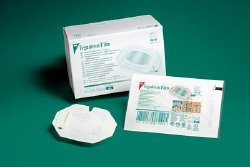 Transparent Border Dressing by 3M Healthcare ( DRESSING, TEGADERM, TRNS, BORD, 2.75X2.375'' ) 100 Each / box