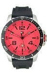 Tommy Hilfiger Synthetic Black Dial Men's Watch #1790848