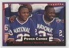 Barry Sanders Pro Football (Barry Sanders; Emmitt Smith (Football Card) 1993 Pro Set Power - Power Combos #1)