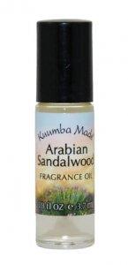 Kuumba Made Arabian Sandalwood Fragrance Oil 1/8 Ounce