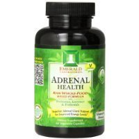 Emerald Laboratories Adrenal Health Veg-Capsules, 60 Count Thank you for using our service