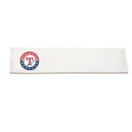 Texas Rangers Licensed Official Size Pitching Rubber from Schutt by Schutt