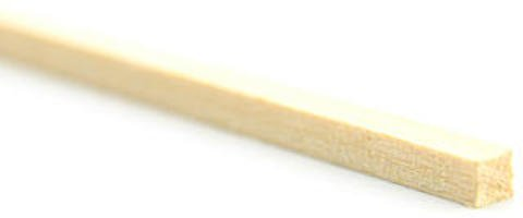 Midwest Basswood Sticks (1/8 In.) - 1/8 In. x 24 In. 32 pcs sku# 1840146MA