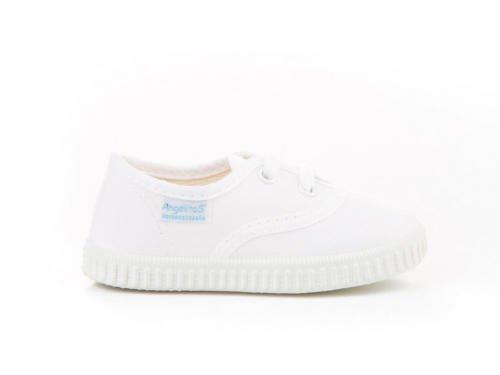 ANGELITOS , Jungen Sneaker Weiß