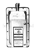 Siemens 141-0574 Differential Static Pressure Airflow Swi...