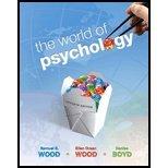 The World of Psychology (Examination Copy) 9780205764006