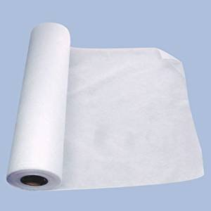 "Huini 24"" W * 70.87"" L * 50 count Perforated Disposable Beauty Bed Sheet Roll Massage Table Cover CD-505-B from HUINI"