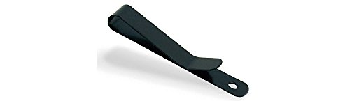 Tandy Leather Small Belt Clip 1238-24 Black Plate