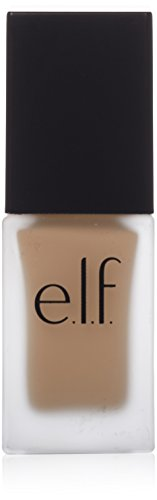 - e.l.f. Flawless Finish Foundation, Semi-Matte, Long-Lasting Liquid Makeup, SPF 15, Sand, 0.68 Fluid Ounces