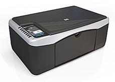 HP Deskjet F2120 All-in-One Printer, Scanner, Copier