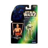 Star Wars Power of the Force Red Card 3 3/4