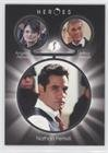 Nathan Petrelli (Trading Card) 2010 Rittenhouse Heroes: Archives - Generations #G3