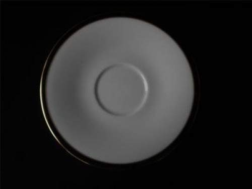 (Royal Doulton Oxford Black Saucer)