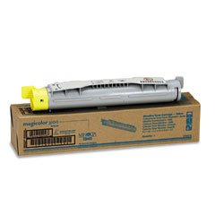 002 Yellow Laser Toner Cartridge - 5