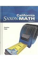 California Saxon Math: Intermediate 5