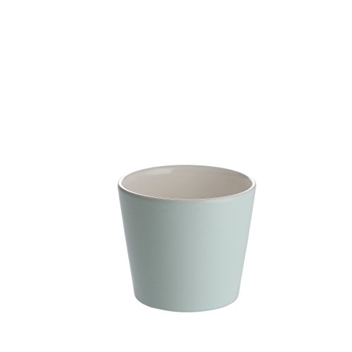 Alessi DC03/76 PG Tonale,Mocha Cup, Pale Green