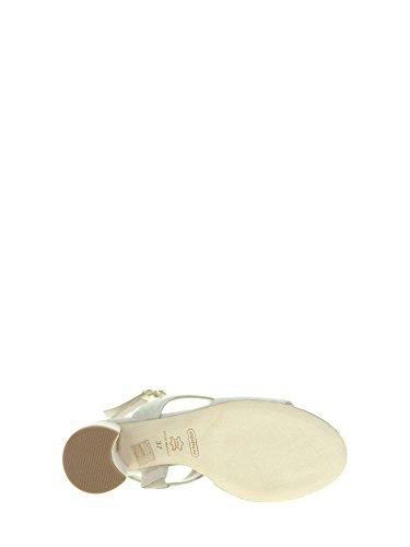 38 Tacco Beige Sandalo S521 Donna Melluso nqEHX8Bx