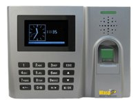 WASP 633808551438 Time B2000 Biometric Time Clock - Fingerprint reader - Ethernet by Wasp Technologies