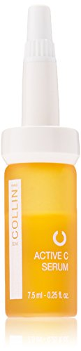 G. M. Collin Active-C Vitamin-C Concentrate Serum, 0.25 Fl. Oz. (4 Count)
