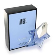 ANGEL by Thierry Mugler EAU DE PARFUM SPRAY REFILLABLE 1.7 O